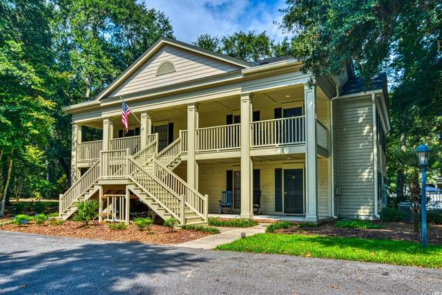 135 Tanglewood Dr. #4, Pawleys Island, SC 29585 (MLS #2122001) :: James W. Smith Real Estate Co.