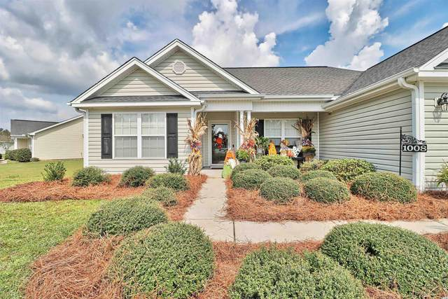 1008 Hydrangea Dr., Conway, SC 29527 (MLS #2122007) :: BRG Real Estate