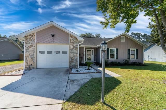 113 Cornerstone Ln., Myrtle Beach, SC 29588 (MLS #2122013) :: James W. Smith Real Estate Co.