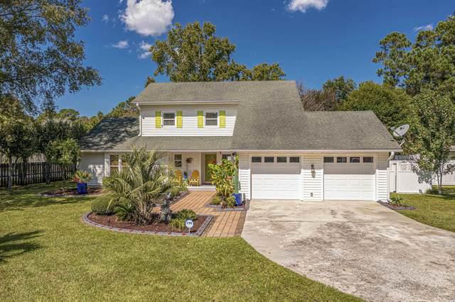 18 Black Hawk Trail, Myrtle Beach, SC 29588 (MLS #2122048) :: BRG Real Estate