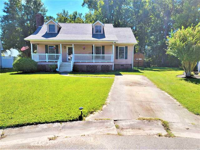 209 Gray Fox Trail, Myrtle Beach, SC 29588 (MLS #2122060) :: Jerry Pinkas Real Estate Experts, Inc