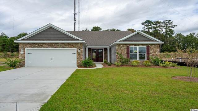 1064 Cape Side Wynd., Sunset Beach, NC 28468 (MLS #2122067) :: BRG Real Estate