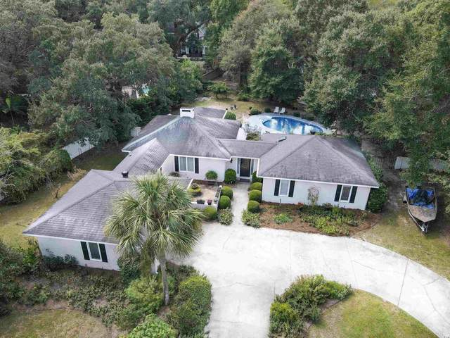 817 Sawmill Rd., Murrells Inlet, SC 29576 (MLS #2122076) :: Grand Strand Homes & Land Realty