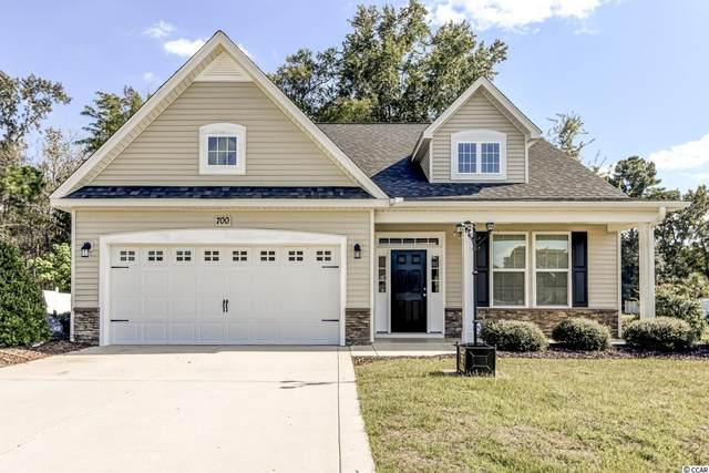 700 Londonberry Ct., Conway, SC 29526 (MLS #2122108) :: BRG Real Estate