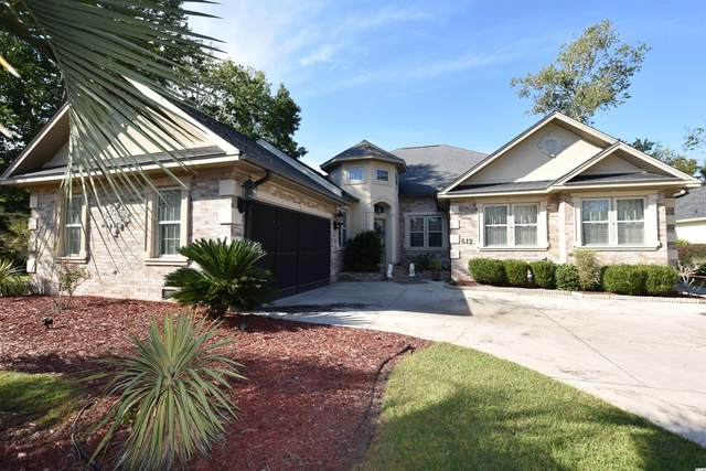 612 Broad River Rd., Myrtle Beach, SC 29588 (MLS #2122110) :: Scalise Realty