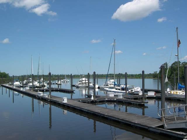 Boat Slip #92 Crescent Dr., Georgetown, SC 29440 (MLS #2122114) :: Chris Manning Communities