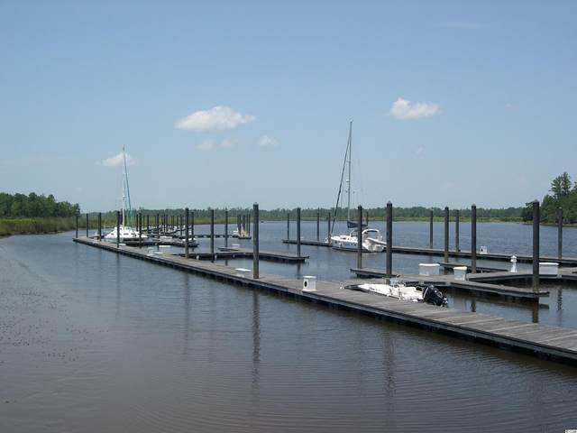 Boat Slip #96 Crescent Dr., Georgetown, SC 29440 (MLS #2122116) :: Chris Manning Communities