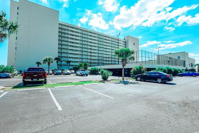 9400 Shore Dr. #126, Myrtle Beach, SC 29572 (MLS #2122117) :: Grand Strand Homes & Land Realty