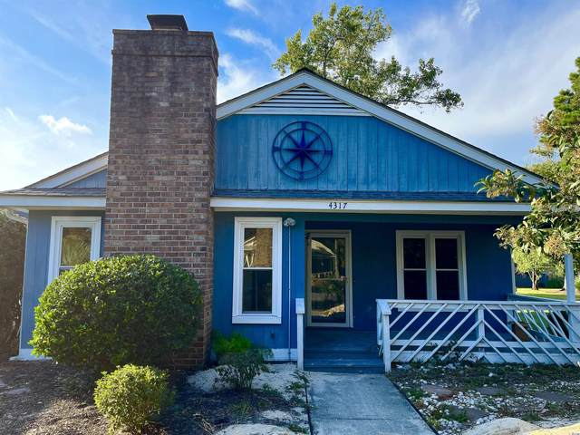 4317 Frontier Dr., Myrtle Beach, SC 29577 (MLS #2122121) :: BRG Real Estate