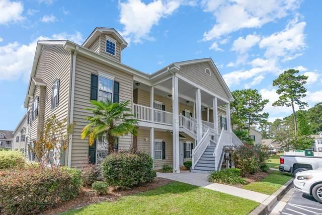 447 Mahogany Dr. #101, Murrells Inlet, SC 29576 (MLS #2122134) :: BRG Real Estate