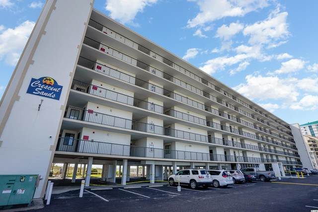 2101 S Ocean Blvd. I-5, North Myrtle Beach, SC 29582 (MLS #2122139) :: Brand Name Real Estate