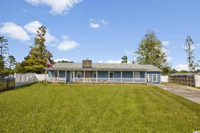 4 Plantation Rd., Myrtle Beach, SC 29588 (MLS #2122149) :: BRG Real Estate