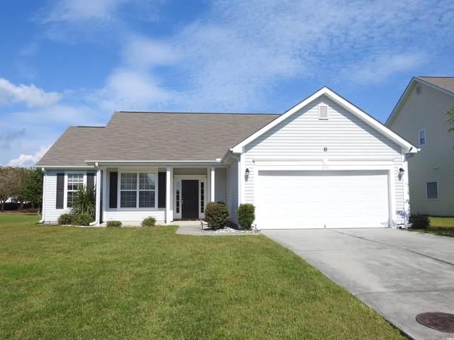 836 Brookline Dr., Myrtle Beach, SC 29579 (MLS #2122156) :: BRG Real Estate