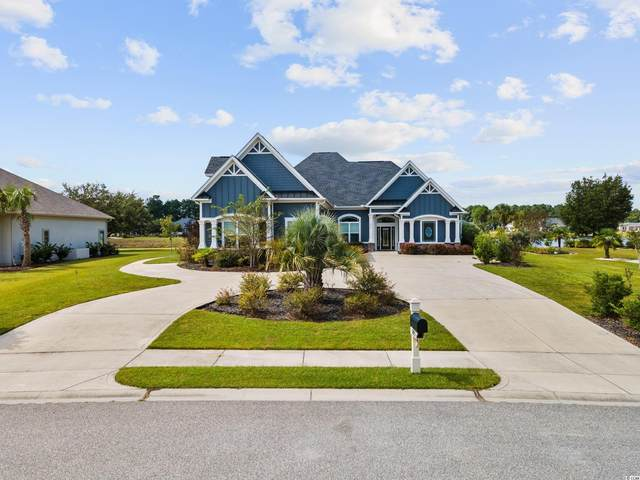 1015 Glossy Ibis Dr., Conway, SC 29526 (MLS #2122193) :: Grand Strand Homes & Land Realty