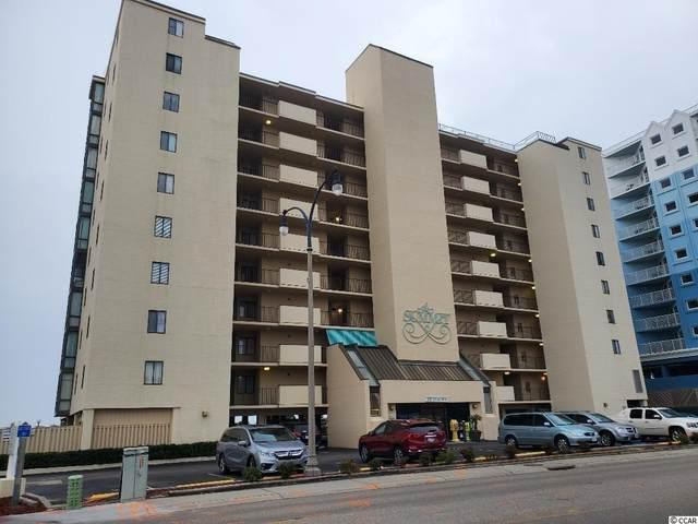 4701 S Ocean Blvd. 2A, North Myrtle Beach, SC 29582 (MLS #2122195) :: Brand Name Real Estate