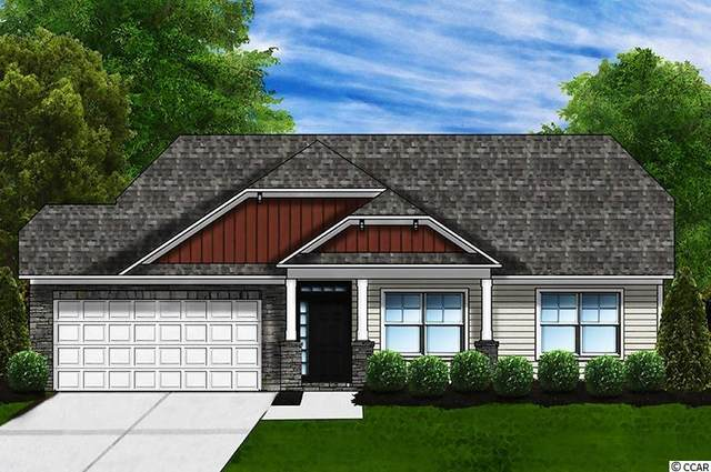 447 Honeyhill Loop, Conway, SC 29526 (MLS #2122223) :: The Litchfield Company