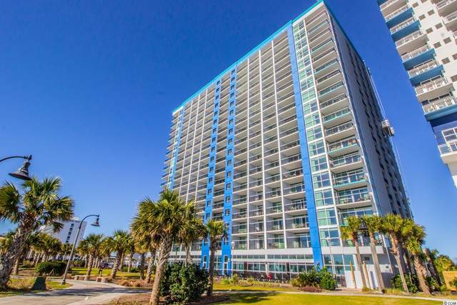504 N Ocean Blvd. #1402, Myrtle Beach, SC 29577 (MLS #2122226) :: James W. Smith Real Estate Co.