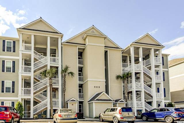 301 Shelby Lawson Dr. #9-405, Myrtle Beach, SC 29588 (MLS #2122235) :: BRG Real Estate