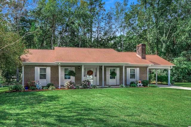 350 Red Fox Rd., Myrtle Beach, SC 29579 (MLS #2122237) :: BRG Real Estate