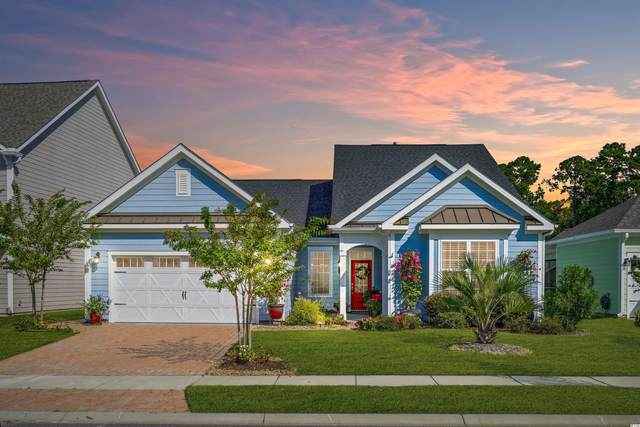1632 Thornbury Dr., Myrtle Beach, SC 29577 (MLS #2122251) :: Grand Strand Homes & Land Realty