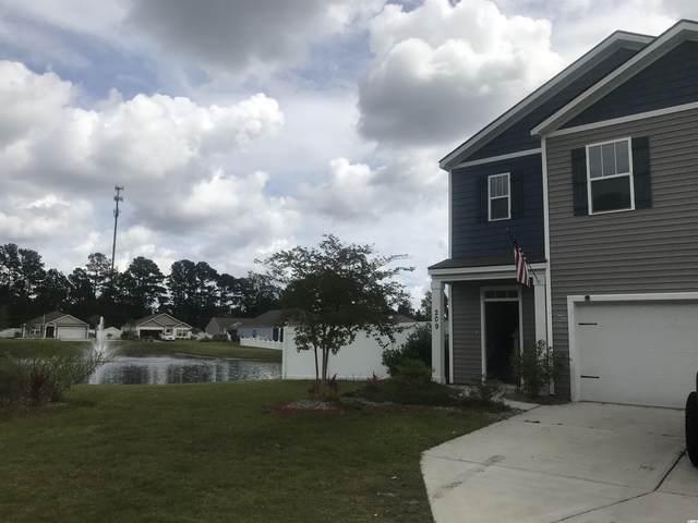 209 Oak Leaf Dr., Longs, SC 29568 (MLS #2122253) :: BRG Real Estate