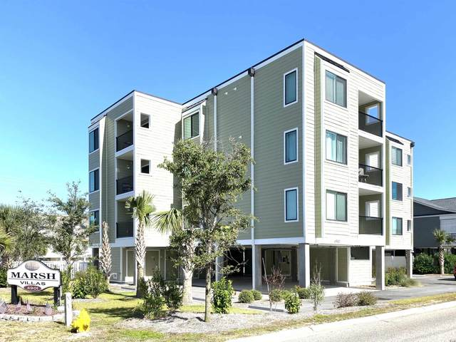 4901 N Ocean Blvd. P-2, North Myrtle Beach, SC 29582 (MLS #2122279) :: Jerry Pinkas Real Estate Experts, Inc