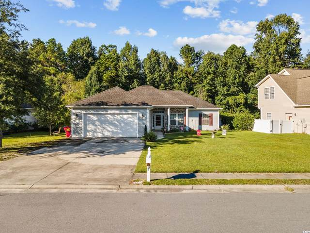 109 Jessica Lakes Dr., Conway, SC 29526 (MLS #2122280) :: BRG Real Estate