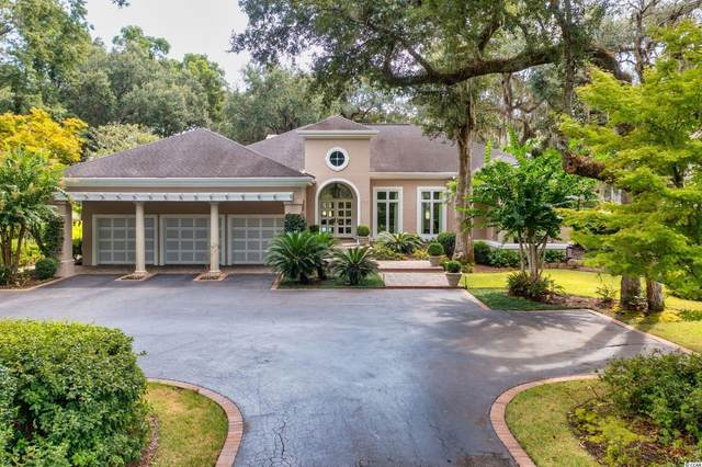 734 Wallace Pate Dr., Georgetown, SC 29440 (MLS #2122286) :: James W. Smith Real Estate Co.