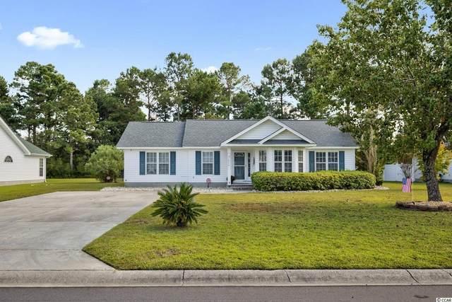 1216 Gailard Dr., Conway, SC 29526 (MLS #2122299) :: Duncan Group Properties