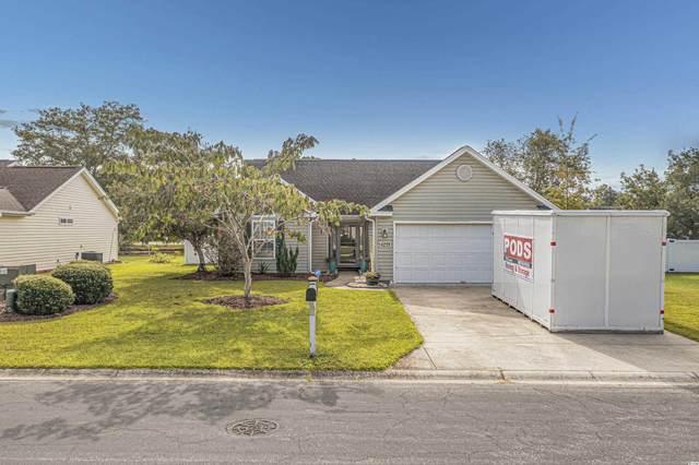 8231 Tartan Ln., Myrtle Beach, SC 29588 (MLS #2122303) :: BRG Real Estate
