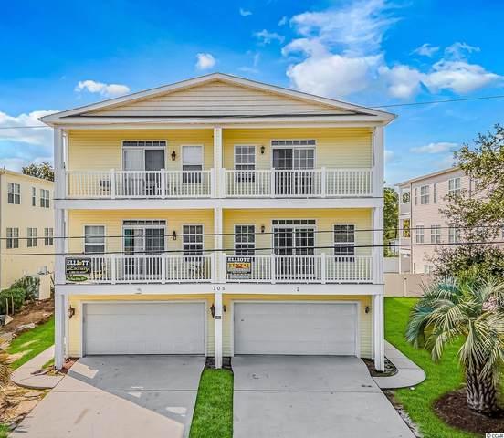705 37th Ave. S, North Myrtle Beach, SC 29582 (MLS #2122314) :: Hawkeye Realty
