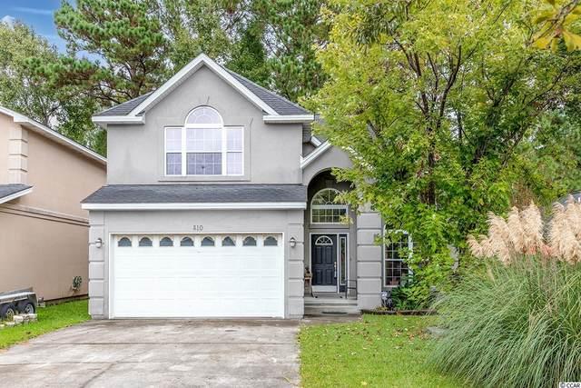 810 Brenda Pl., Myrtle Beach, SC 29577 (MLS #2122357) :: Duncan Group Properties