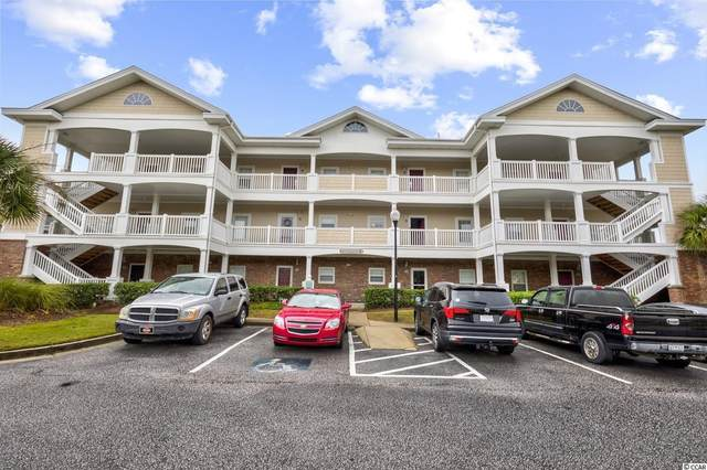 5751 Oyster Catcher Dr. #821, North Myrtle Beach, SC 29582 (MLS #2122358) :: Scalise Realty