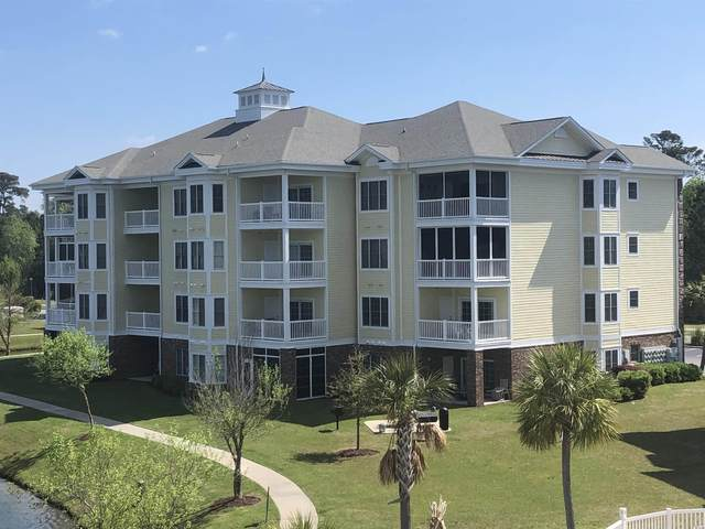 4812 Magnolia Lake Dr. #304, Myrtle Beach, SC 29577 (MLS #2122375) :: Scalise Realty