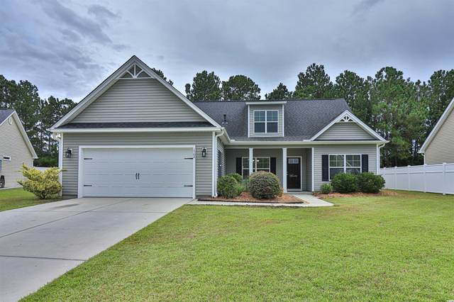 1504 Sunmeadow Dr., Conway, SC 29526 (MLS #2122379) :: BRG Real Estate