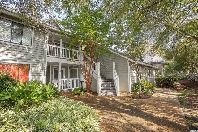 327 Wendover Ct. 11-C, Myrtle Beach, SC 29572 (MLS #2122407) :: BRG Real Estate