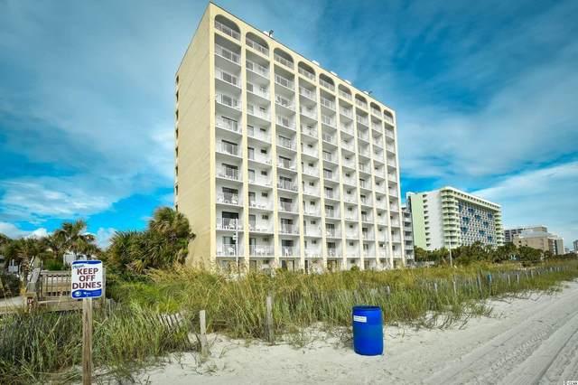 1200 S Ocean Blvd. #20109, Myrtle Beach, SC 29577 (MLS #2122410) :: BRG Real Estate