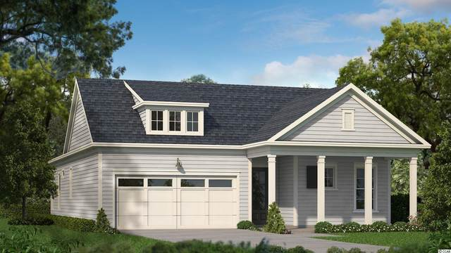 236 Yellow Rail St., Murrells Inlet, SC 29576 (MLS #2122411) :: James W. Smith Real Estate Co.