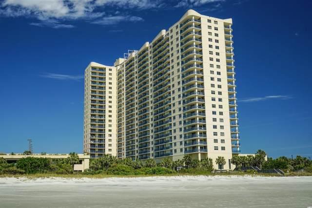8560 Queensway Blvd. #2106, Myrtle Beach, SC 29572 (MLS #2122413) :: Brand Name Real Estate