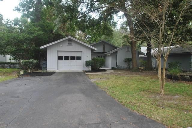 954 Oakwood Ln., Myrtle Beach, SC 29572 (MLS #2122419) :: Scalise Realty