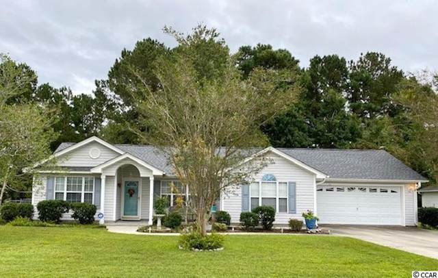 1228 Gailard Dr., Conway, SC 29526 (MLS #2122427) :: Duncan Group Properties