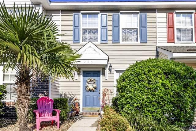 285 Seabert Rd. #285, Myrtle Beach, SC 29579 (MLS #2122449) :: Ryan Korros Team