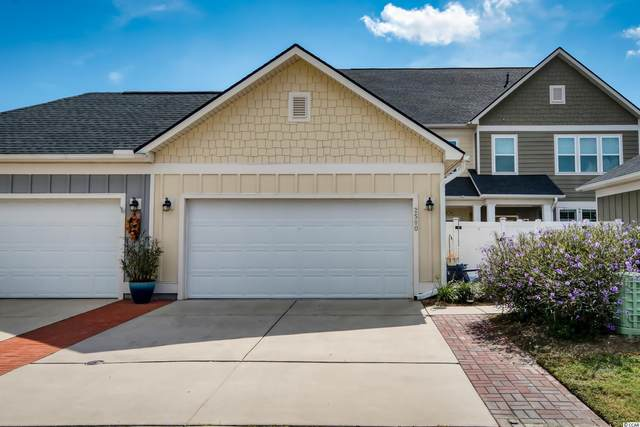 2580 Heritage Loop #2580, Myrtle Beach, SC 29577 (MLS #2122467) :: James W. Smith Real Estate Co.