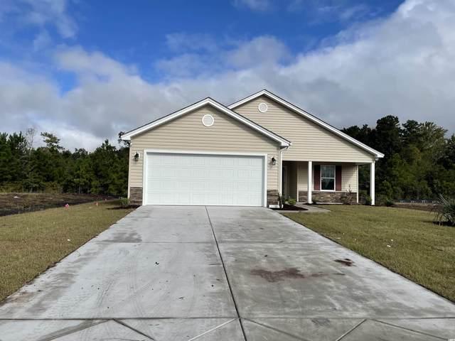 912 Cygnet Dr., Conway, SC 29526 (MLS #2122474) :: BRG Real Estate