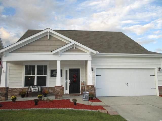 1157 Bethpage Dr., Myrtle Beach, SC 29579 (MLS #2122479) :: BRG Real Estate