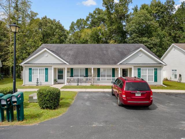 230 Country Manor Dr. B, Conway, SC 29526 (MLS #2122484) :: James W. Smith Real Estate Co.
