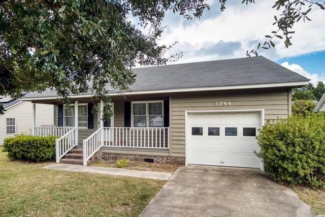 1794 Juniper Dr., Conway, SC 29526 (MLS #2122500) :: Jerry Pinkas Real Estate Experts, Inc