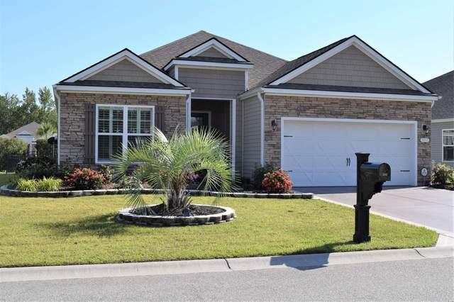 331 Firenze Loop, Myrtle Beach, SC 29579 (MLS #2122501) :: Duncan Group Properties