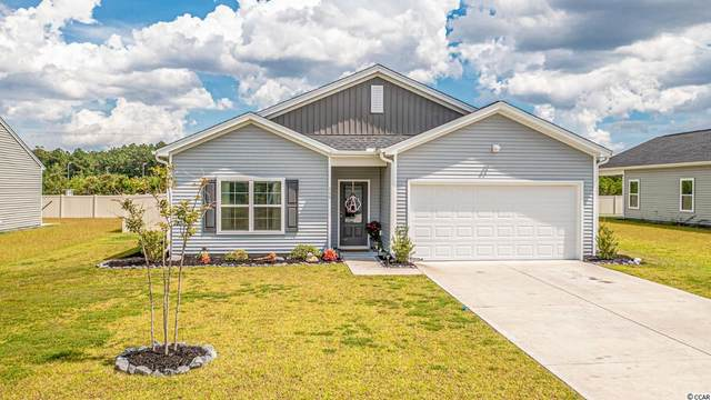348 Angler Ct., Conway, SC 29526 (MLS #2122634) :: Scalise Realty