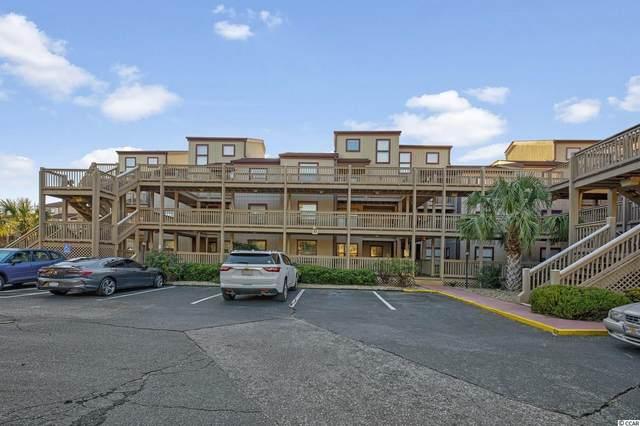 501 Maison Dr. D-10, Myrtle Beach, SC 29572 (MLS #2122638) :: Hawkeye Realty